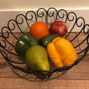 Decorative basket 🧺